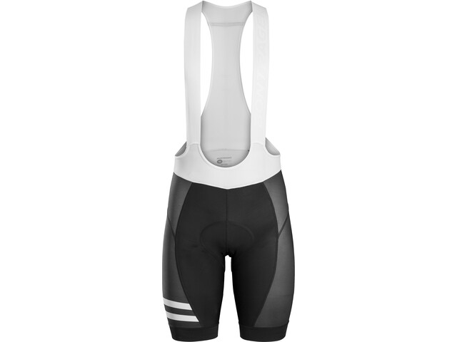 Bontrager Circuit LTD Bibshorts Herrer, black/white